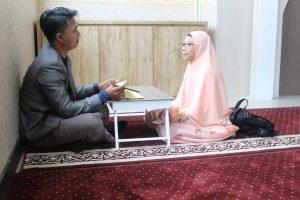 Tes Wawancara Zamzam Syifa