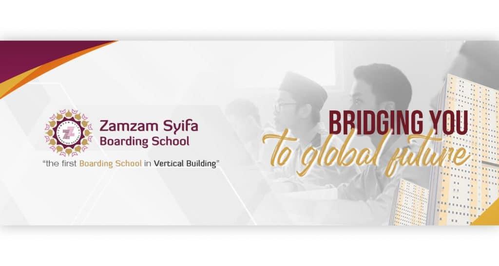 Zamzam Syifa Boarding School | International Islamic